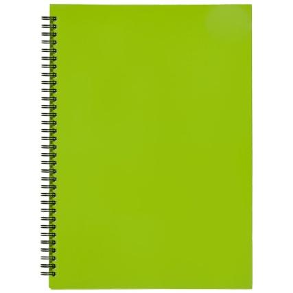 321121-a4-hardback-book-green