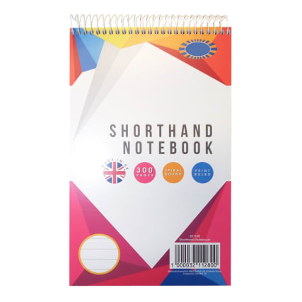 321128-Shorthand-Notebook-300-Pages