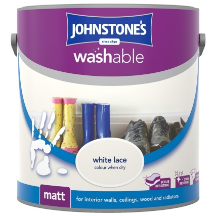 321176-PPG-Washable--Matt-White-Lace--2-5l-Paint