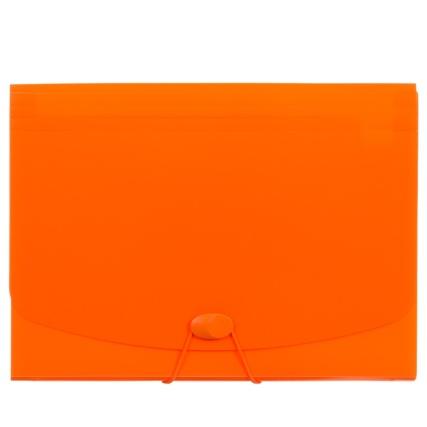 321179-13-Pocket-Expanding-FIle-A4-Orange-2