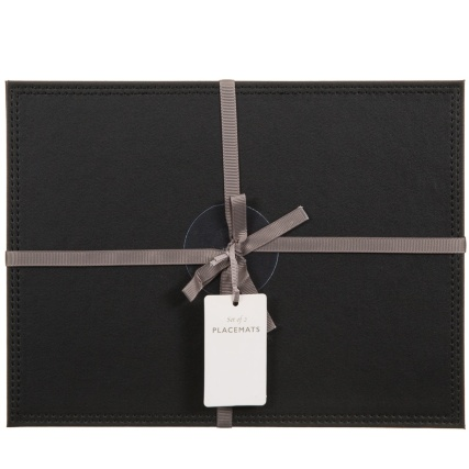 321272-Placemats-Pack-of-2-Black-2