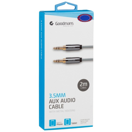 321315-Goodmans-Aux-cable-2m-grey