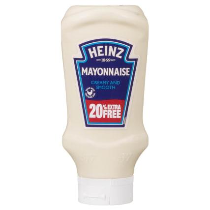 321321-Heinz-Mayonnaise-490g