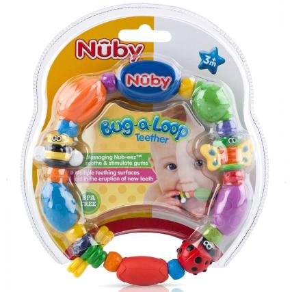 321325-Nuby-Bug-a-Loop-Teether
