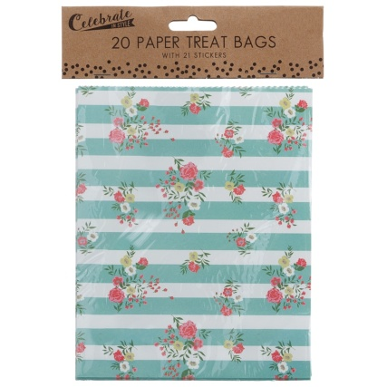 321379-20-Paper-Treat-Bags-with-21-Stickers-flowers