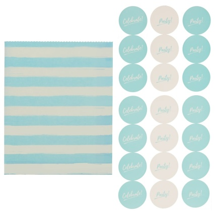 321379-treat-bags-with-21-stickers-20pk-blue-stripes-4