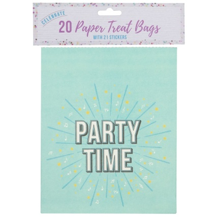 321379-treat-bags-with-21-stickers-20pk-party-time-5