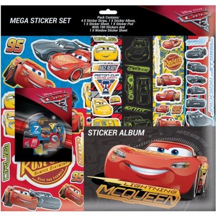 321406-Cars-Sticker-Album