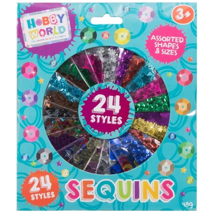 Hobby World Sequins 48g
