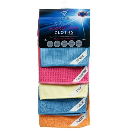 321504-5-assorted-microfibre-cloths