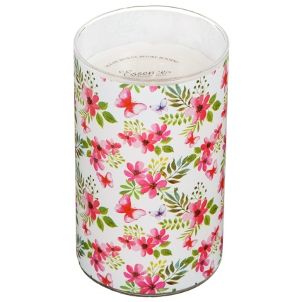 321630-Spring-Flowers-Large-Candle-summer-berry-3