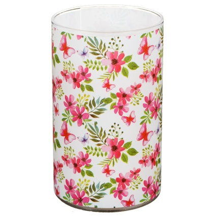 321630-Spring-Flowers-Large-Candle-summer-berry