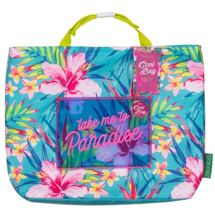 Shopper Cooler Bag 21L - Take Me to Paradise