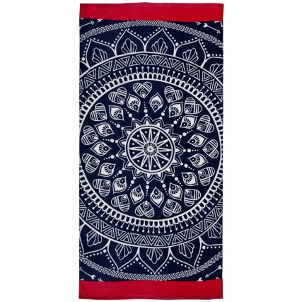 321668-Printed-Fashion-Beach-Towel-75x150cm-Mandala