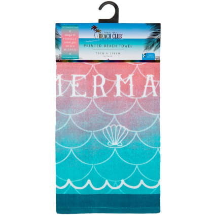 321668-printed-traditional-beach-towel-mermaid