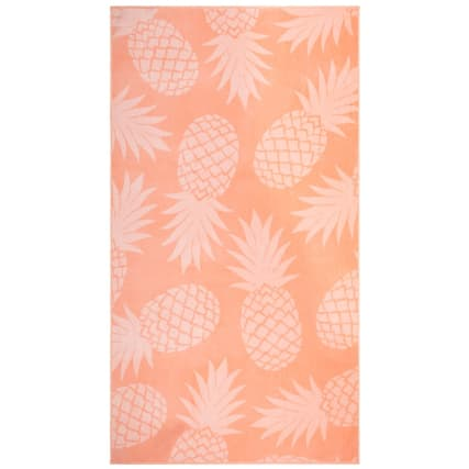 321939-oversized-jaquard-beach-towel-coral-pineapple-2