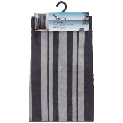 321939-oversized-jaquard-beach-towel-grey-stripe