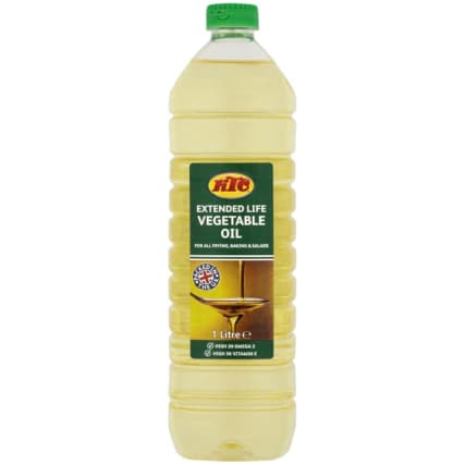 KTC Vegetable Oil 1L