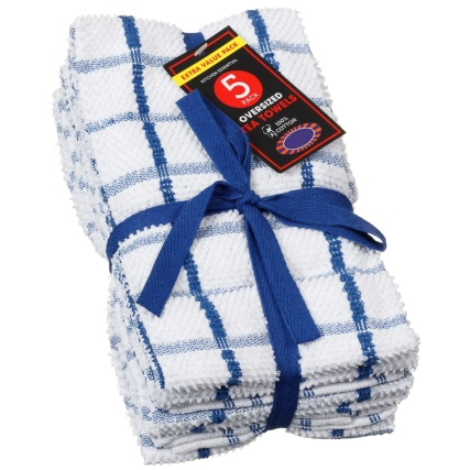 322258-5-pack-Oversized-Tea-Towels-blue
