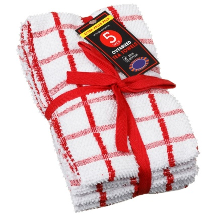 322258-5-pack-Oversized-Tea-Towels-red-4