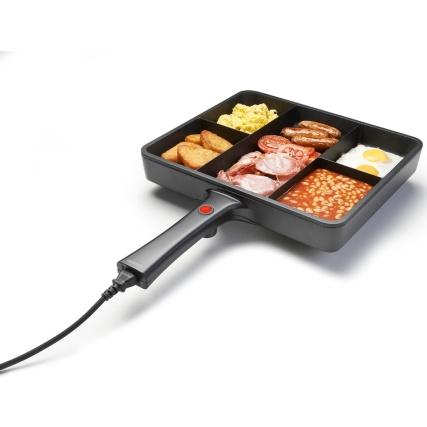 Goodmans Multi Frying Pan Kitchen Appliances B Amp M