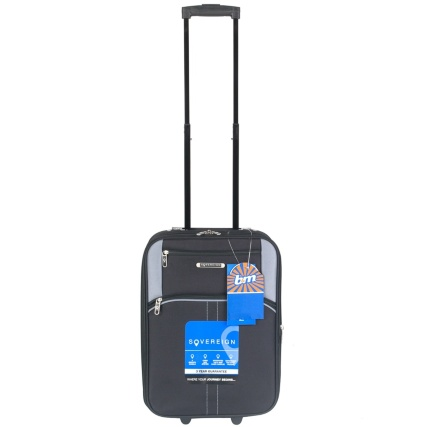 322572-sovereign-black-49cm-suitcase