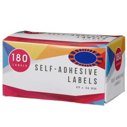 315132-180-labels-Self--Adhesive-Labels-89x36mm