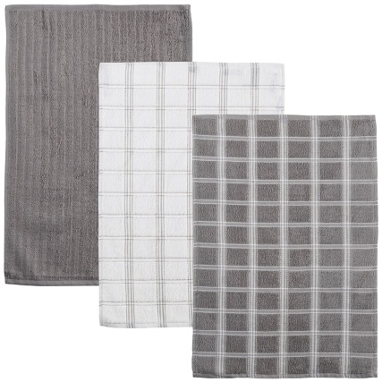 323017-3-pack-Oversized-Check-Terry-Tea-Towels-grey