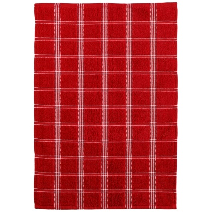 323017-3-pack-Oversized-Check-Terry-Tea-Towels-red-5