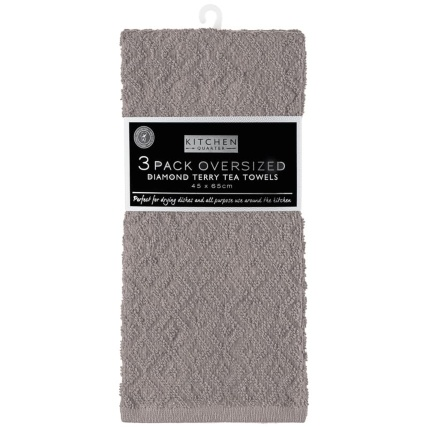 323019-3-pack-oversized-diamond-terry-tea-towels-grey