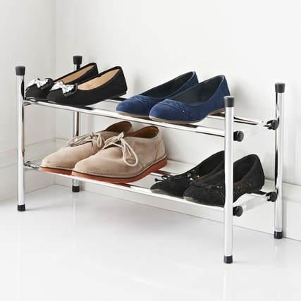 323549-Extendable-2-tier-shoe-rack