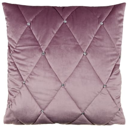 323742-Frances-Oversized-Diamante-Quilted-Cushion-mauve