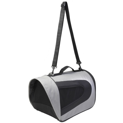 323890-Collapsible-Grey-Pet-Carrier-2
