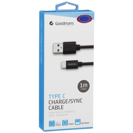 324145-Goodmans-type-C-sync-cable-1m-black