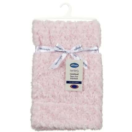324185-Silent-Night-Rosebud-Faux-Fur-Blanket-Pink