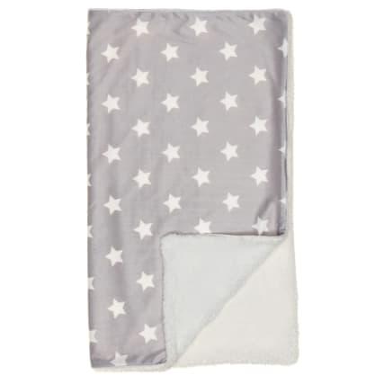 324191-Sherpa-Baby-Blanket-Grey-Stars