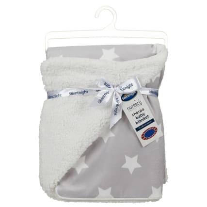 324191-Silent-Night-Sherpa-Baby-Blanket-Grey-Stars