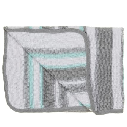 324192-Silent-Night-100-Percent-Knitted-Cotton-Striped-Blanket-9