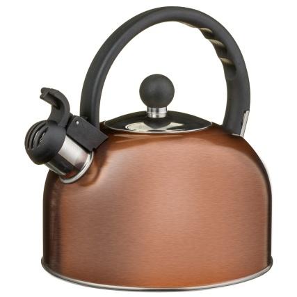Stove Top Kettle Copper Kitchen B Amp M