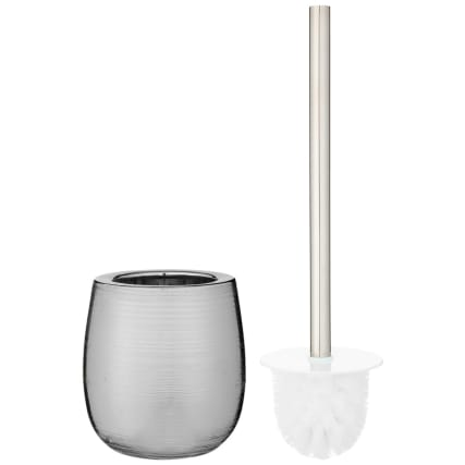 324669-textured-short-toilet-brush-holder-silver-2