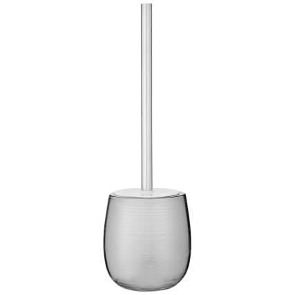 324669-textured-short-toilet-brush-holder-silver