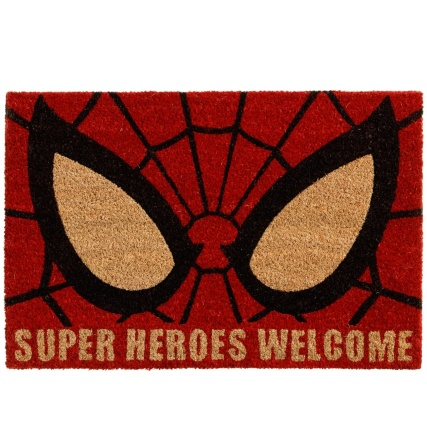 324810-Licensed-Doormats-Spiderman