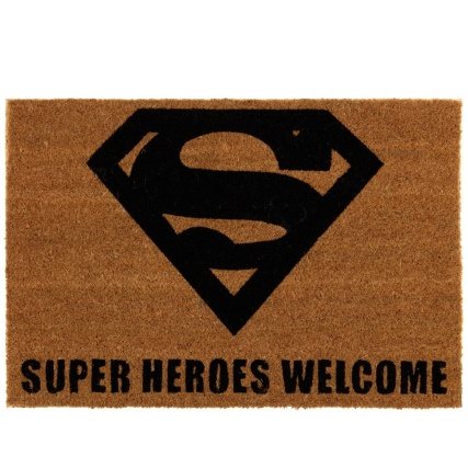 324810-Licensed-Doormats-Superman