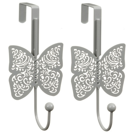 324993-Butterfly-Overdoor-Hook-2PK-Grey-2