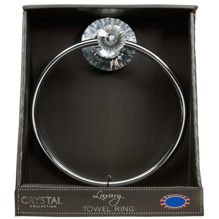 325010-Luxury-Crystal-Towel-Ring-Round