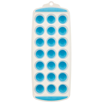 326432-2pk-ice-cube-trays-with-pop-out-silicone-base-blue