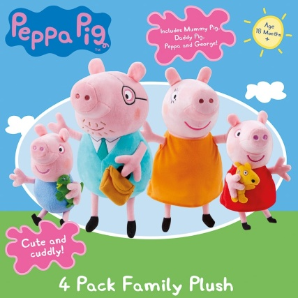 326608-peppa-pig-four-pack-family-plush-2