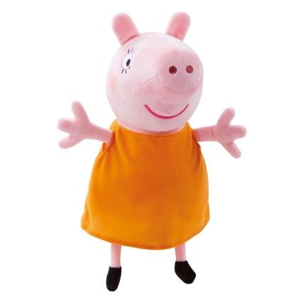 326608-peppa-pig-four-pack-family-plush-mummy-pig