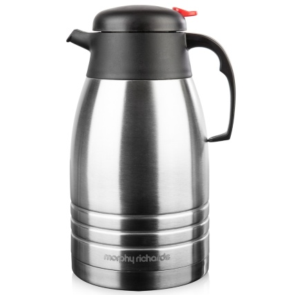 326685-Morphy-Richards-2L-Stainless-Steel-Carafe