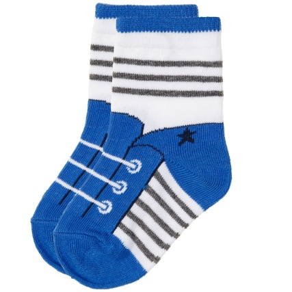 327131-little-star-8-pairs-baby-socks-cotton-rich-red-and-blue-6